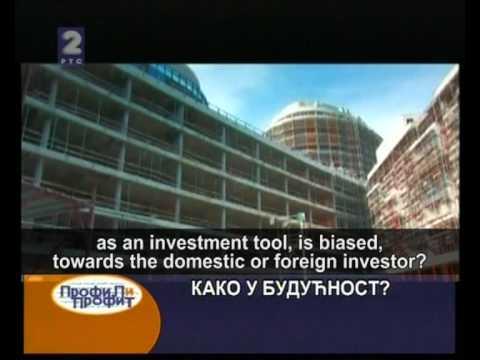 Dusko Knezevic, president of Atlas Group, interview RTS, June 2010, part 2