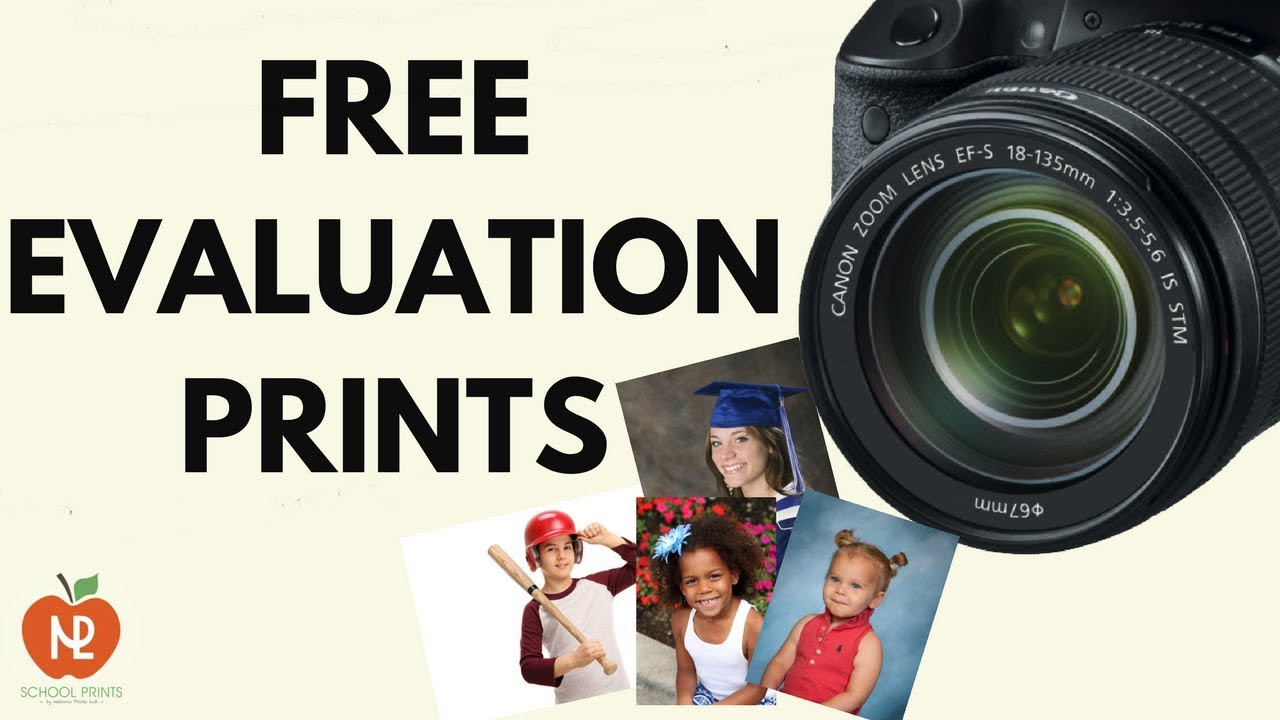 photo lab for school and sports photographers get free test prints