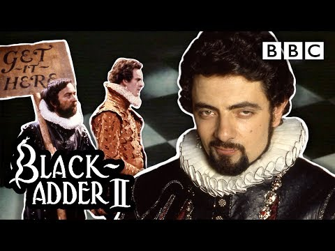 Blackadder's funniest and rudest put downs 😂 | Blackadder - BBC