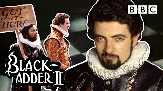 Blackadder II's funniest and rudest put downs  | Blackadder - BBC