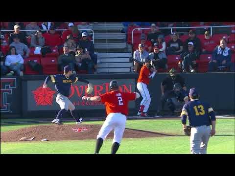 Texas Tech Baseball Vs. UNC: Highlights (W, 22-4) | 2.15.2020