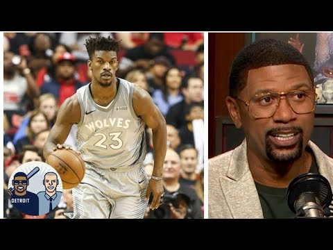 Jalen: Heat don't have enough assets to acquire Jimmy Butler from the Timberwolves   Jalen & Jacoby