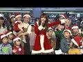 倉木麻衣、サンタ衣装でクリスマスライブ