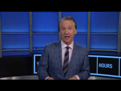 Real Time with Bill Maher: Monologue - July 22, 2016 (HBO ...