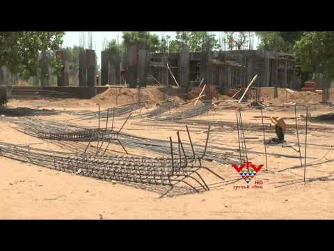 VTV - CONFLICTS FOR GOVERNMENT DECISION MOVING HORTICULTURE COLLEGE IN JAGUDAN , BANASKANTHA