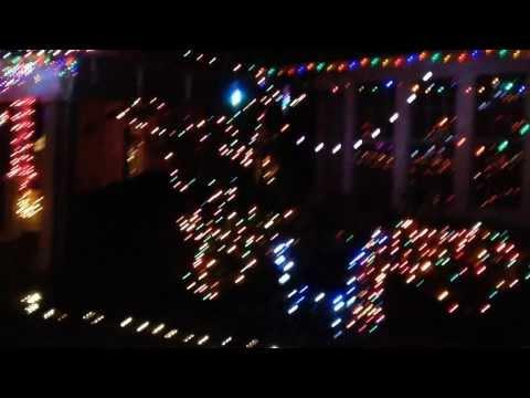 Roanoke Christmas Lights