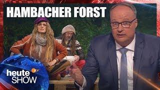 Martina Hill: Baumbesetzerin im Hambacher Forst