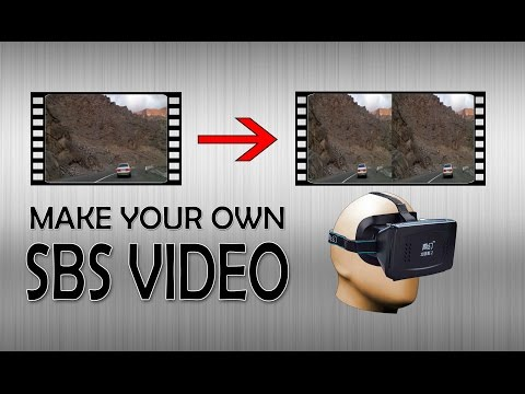 Make your own VR videos with this little trick. What the Hack #7