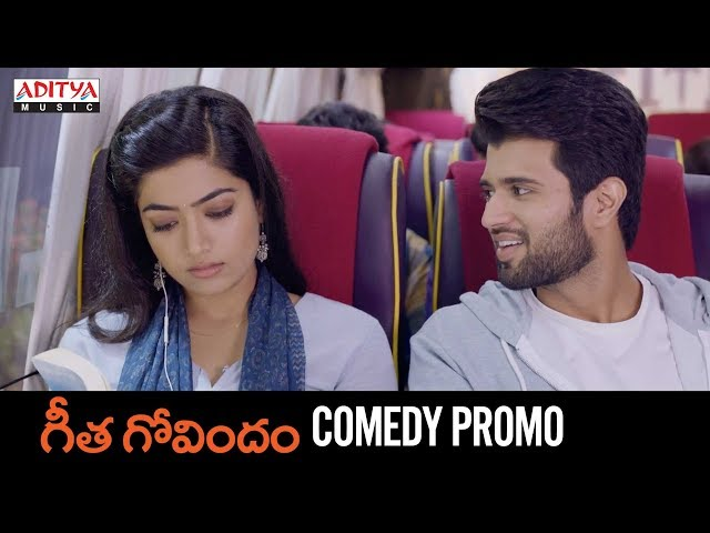 Geetha Govindam Comedy Promo || Geetha Govindam Movie || Vijay Devarakonda, Rashmika Mandanna