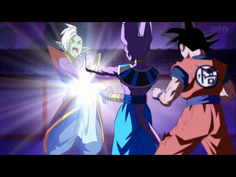 Dragon Ball Super - Bills mata Zamasu (Episódio 59) Legendado PT-BR HD