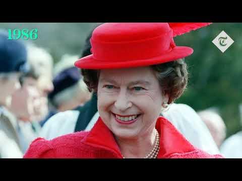 Queen's Birthday: 93 years in 93 seconds