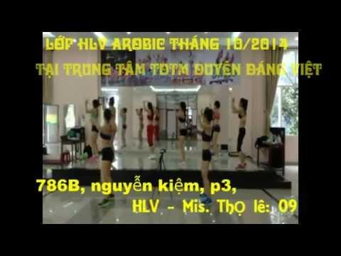 Thể dục thẩm mỹ duyên dáng việt - 2 DVD LK xuân+Noen hot nhất T11/2014