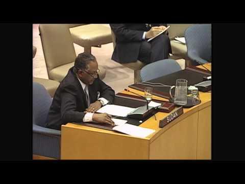 Sudan Darfur ICC