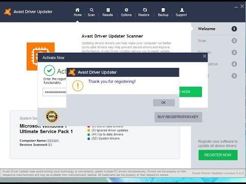 activation code for tweakbit driver updater