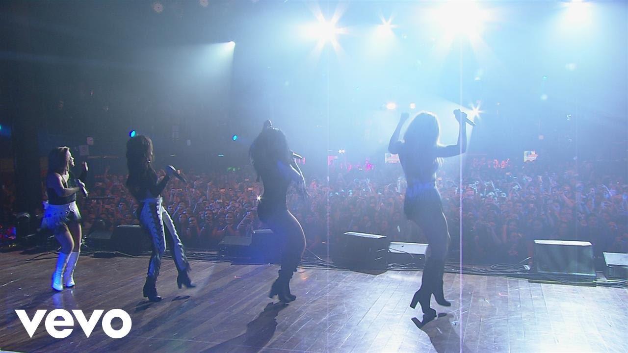 Fifth Harmony — Reflection (Live at FunPopFun Festival)
