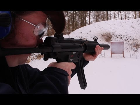 H&K MP5 SD and 416 Discontinued