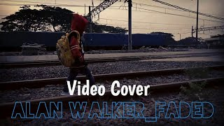 Alan Walker Faded (kids 5 year old)