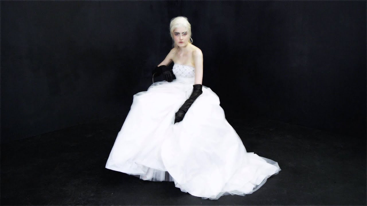 The Fall 2014 White by Vera Wang Collection - David\'s Bridal - YouTube