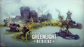Besiege Greenlight Trailer