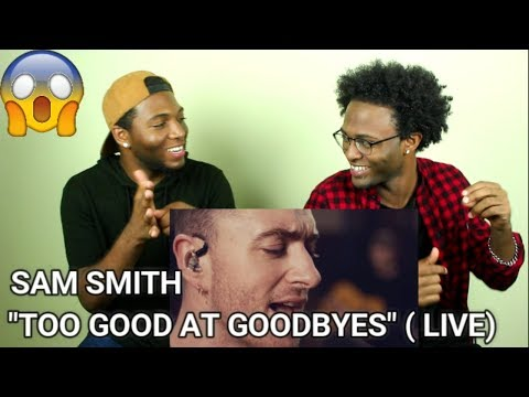 Sam Smith - Too Good At Goodbyes (Live...