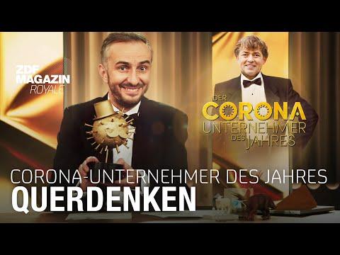 Der Corona-Unternehmer des Jahres | ZDF Magazin Royale