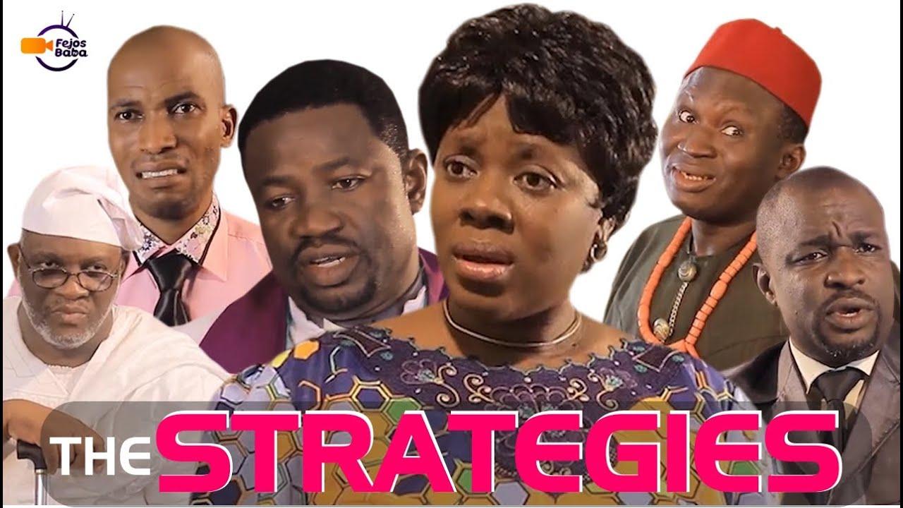 Download STRATEGIES by Gloria Bamiloye - Mount Zion Movies - Nigerian Movies