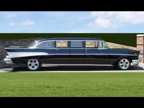 1957 Chevy Bel Air Limousine