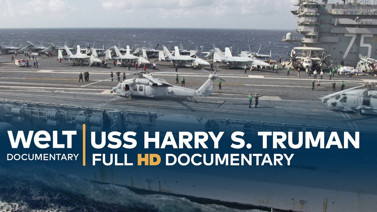 Inside Navy Strategies (1) - Aircraft Carrier USS Harry S. Truman | Full Documentary