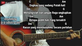 Kunci Gitar PEDIH - Last Child | Belajar Chord Gitar