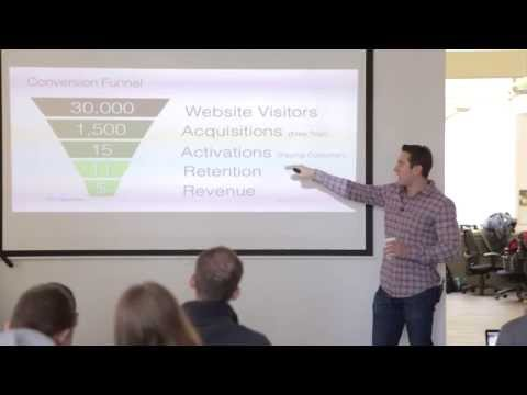 Mitch Wainer - Growth Hacking to 1,000 Users & Beyond