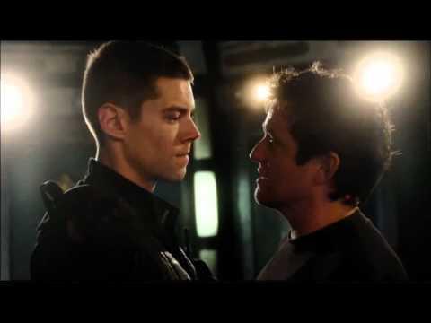 Stargate Universe - Scott's Pep Talk