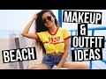Beach Makeup & Outfit Ideas 2017! || Farina Aguinaldo