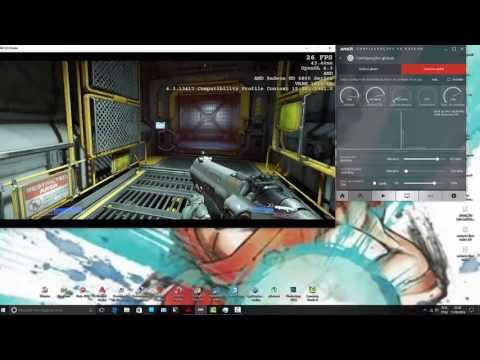 DOOM 4 - XFX HD 6850  1 GB +CORE 2 QUAD Q 9550