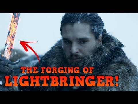 The Truth about Lightbringer | Who was Nissa Nissa? | Game of Thrones