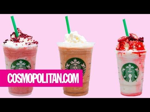 11 Secret Starbucks Drinks Perfect For Valentineu0027s Day | Cosmopolitan