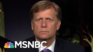 US Diplomat Reacts: Would Donald Trump Give Fmr. US Diplomat To Putin? | The 11th Hour | MSNBC