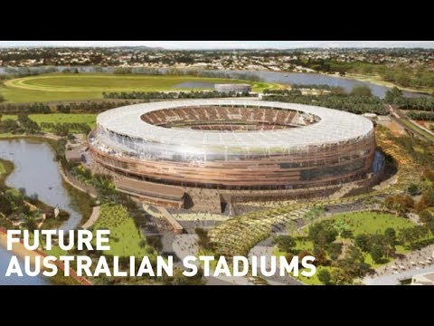 Future Stadiums in Australia
