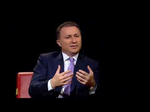 Zona e Debatit - Nikola Gruevski - 24.09.2017 - Klan Kosova