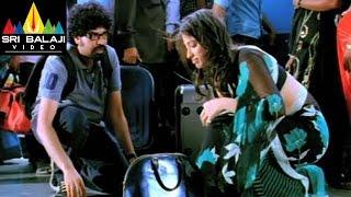 Gambler Movie Prem Introduction Scene | Ajith Kumar, Arjun, Trisha | Sri Balaji Video