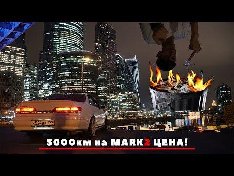 Стоимость владения MARK2 JZX100!!! За первые 5000км.