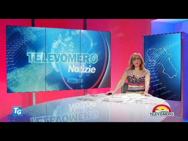TELEVOMERO NOTIZIE 1 LUGLIO 2020 edizione delle 20 30