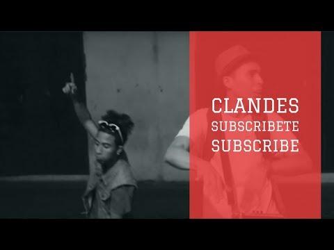 Clandes Music - improvisando en Calles de Cartagena, Colombia - El Centro