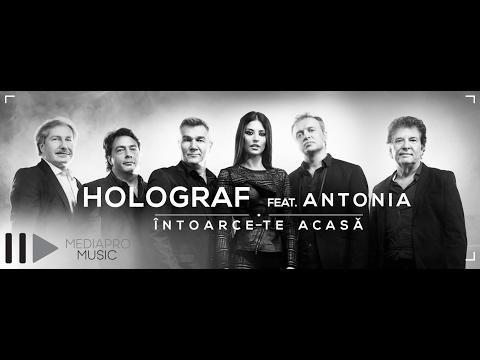 Antonia a lansat ULTIMUL VIDEOCLIP, împreună cu Holograf | VIDEO