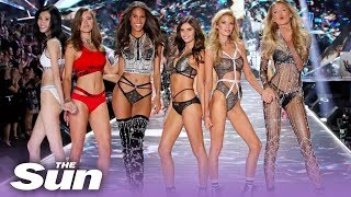 Download Video Victoria's Secret 2018 ft. Kendall Jenner, Gigi & Bella Hadid and more MP3 3GP MP4