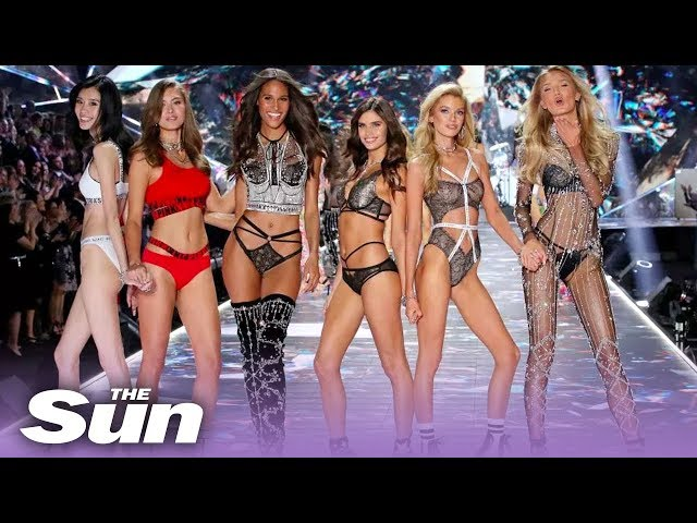 Victoria's Secret 2018 ft. Kendall Jenner, Gigi & Bella Hadid and more