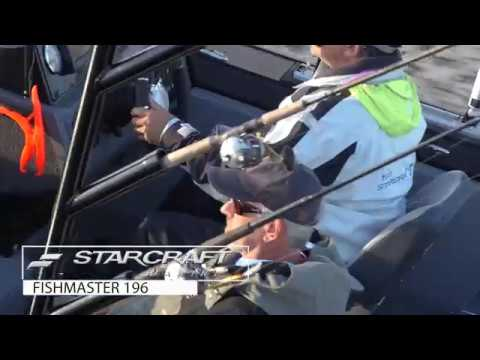 Starcraft Fishmaster 196