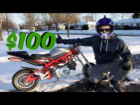Super Pocket Bikes You Can Buy Right Now! 2017