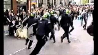 John Murphy - 28 Weeks Later OST ( riot video 2011 ) mp3