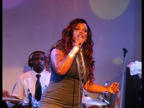 Syleena Johnson Performs Medley of Hits In NYC - Parlé Magazine