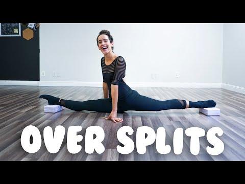 Splits and Oversplits Stretches I @MissAuti